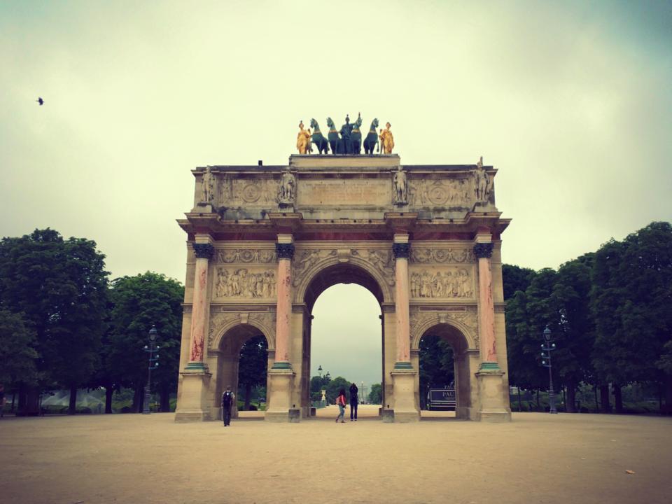 Arc du Triomphe du Carrousel
